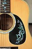 Inlay Sticker Decals for Guitar Bass - L&R Set