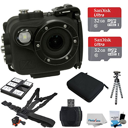 intova-x2-marine-grade-action-camera-with-built-in-150-lumen-light-wifi-hard-case-2-sandisk-32gb-mic