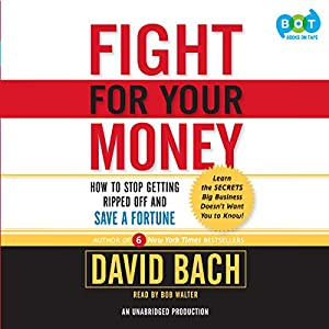 Fight for Your Money Audiobook