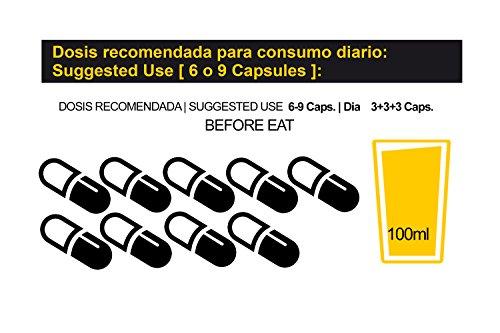 Aventor 100 capsulas - Fórmula para aumentar los niveles de testosterona de forma natural.: Amazon.es: Salud y cuidado personal