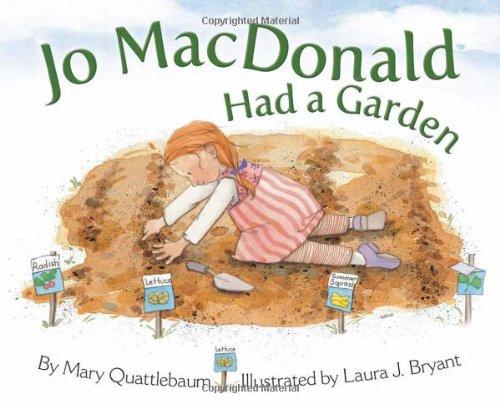 Jo MacDonald Had a Garden (Jo MacDonald Series)