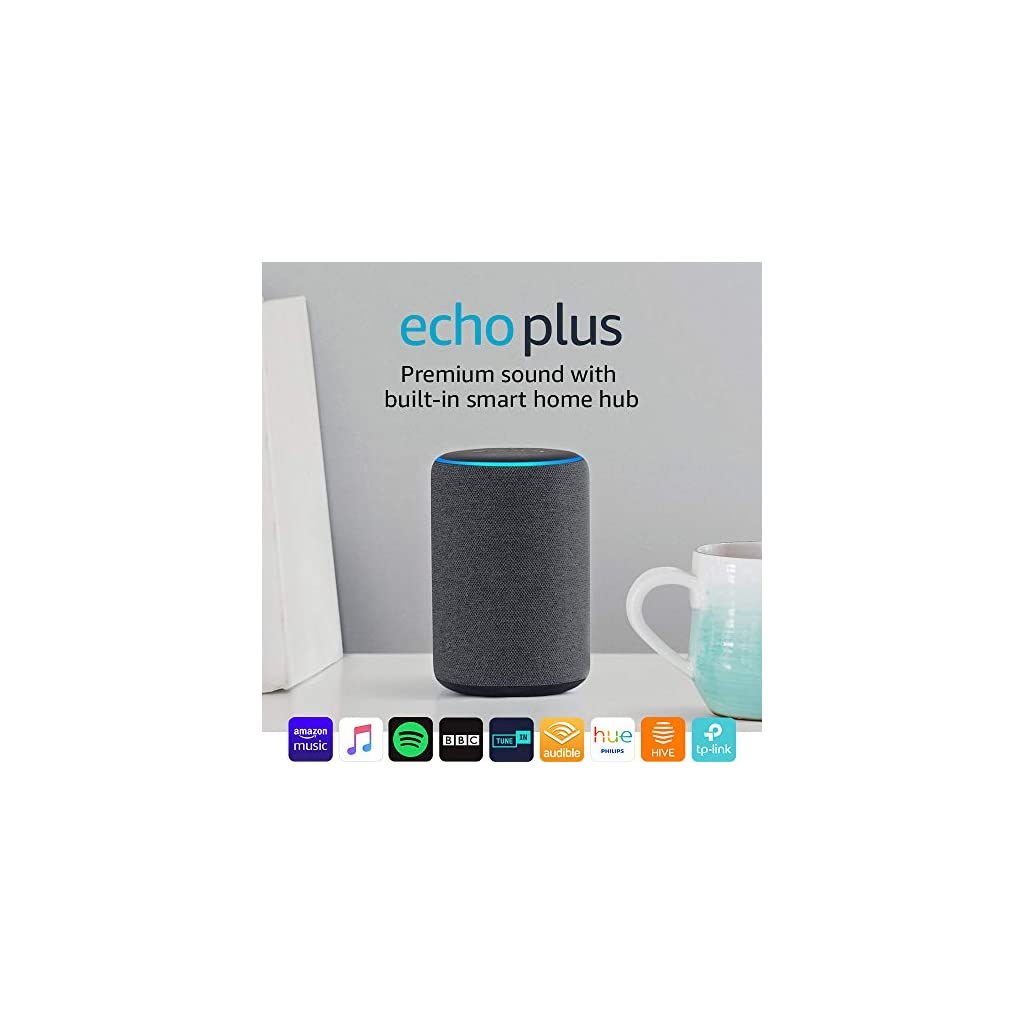 Echo Plus Smart home hub