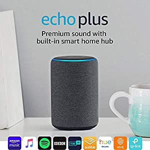 Echo Plus (2nd Gen) – Smart home hub