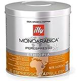 illy Monoarabica iperEspresso Capsule, Ethiopia (21 ct)