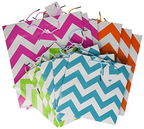 Gift Bag Assortment Assorted chevron