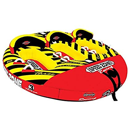 New Sportsstuff Towable Boat Tube 3 Rider Speedzone 3 Spo 531940 Ebay Motors