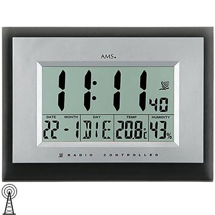 Reloj de pared Reloj Digital reloj de mesa 21 x 31 cm AMS