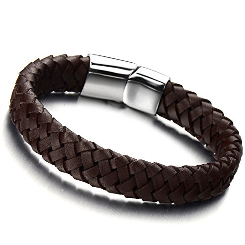 leather bracelet for men - photo #18