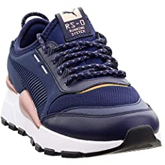 Rs Re-Imagined. Back In 1987, Puma Launched The Breakthrough Running System. Rs Is Back With The Same Signature Style Of The Classic Model, Updated For The Next Generation. A Chunky Silhouette And Retro Rs Branding