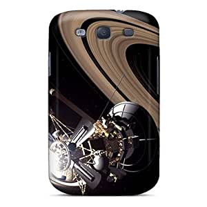Quality STWanke Case Cover With Satellite Nice Appearance Compatible With Galaxy S3