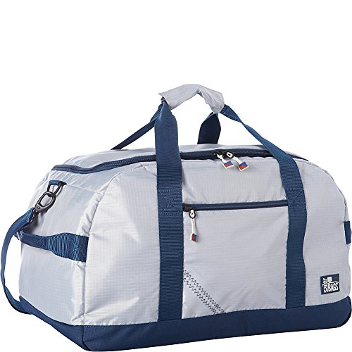 sailorbags-silver-spinnaker-racer-duffel-silver-with-blue-trim