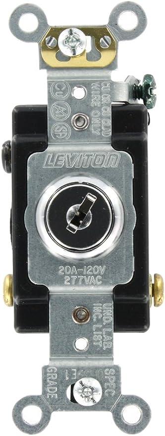 Leviton 1223-2KL featured image 1