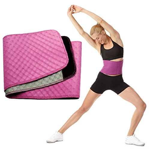 womens-bodyfit-quilted-slimmer-exercise-belt-by-sports-authority-waist-trimmer-weight-loss