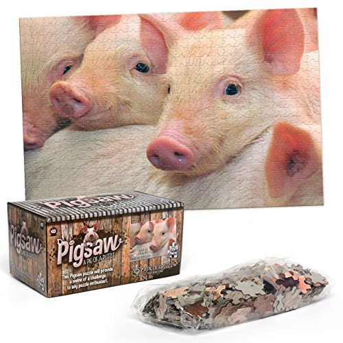 IGGI Pigsaw Jigsaw Puzzle (550 -