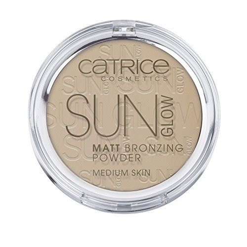 Catrice Bronzer Sun Glow Matt Bronzing Powder - Medium Bronze 030 ()