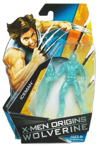 X-Men Origins Wolverine Comic Series 3 3/4 Inch Action Figure Iceman (Iceman X-men)