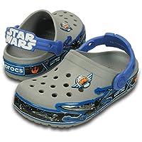 Crocs Infantil Clog Lights Star Wars Xwing, Colorido, Tamanho 25 BRA