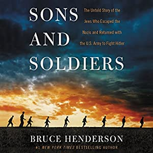 Sons and Soldiers Audiobook