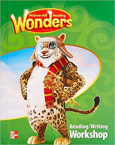 Reading Wonders, Grade 4: Reading/Writing Workshop: McGraw
