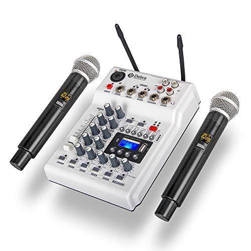 Debra Audio DJ Console