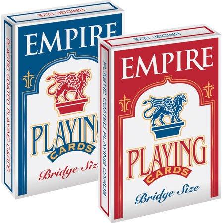 Loftus International Hocus Pocus Empire Tapered Card Deck Magic Trick