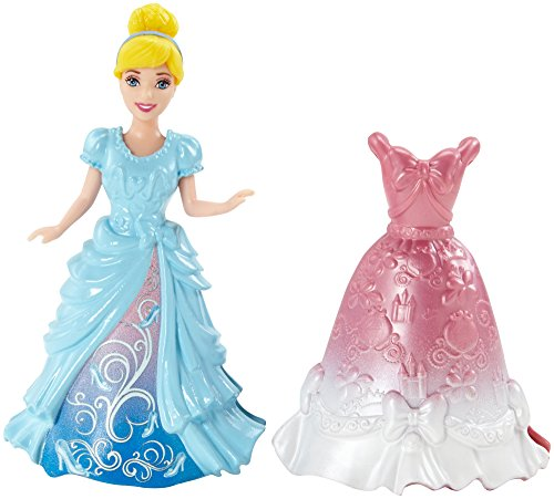 Disney Princess Magiclip Cinderella Doll and Fashion
