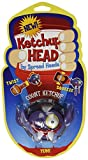 Count Ketchup Spread Heads-Tomato Sauce Bottle Top