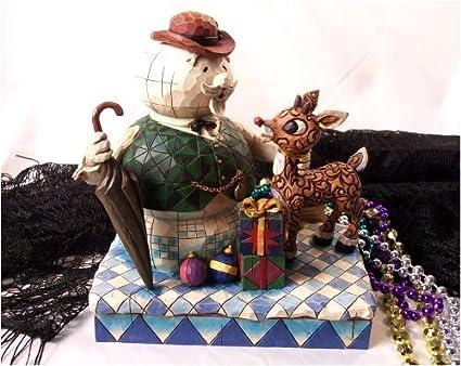 Amazon.com: rudolph jim shore christmas from enesco rudolph & sam