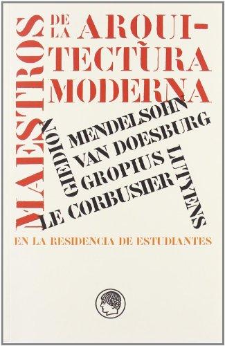 Descargar Libro Maestros De La Arquitectura Moderna Aa.vv.