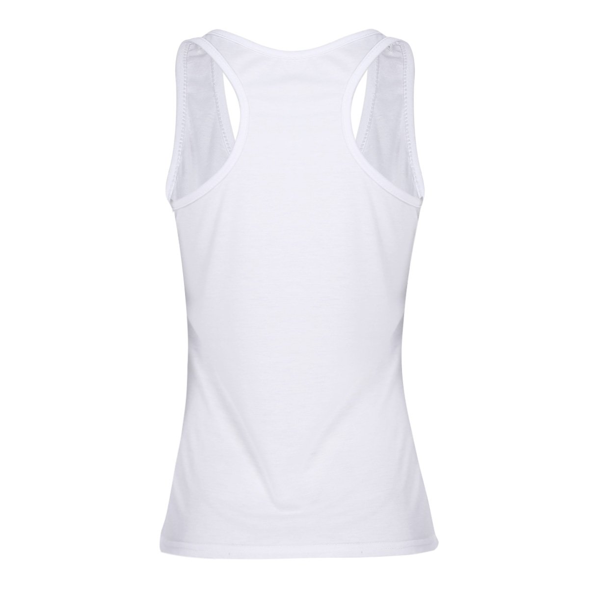 YiZYiF Womens Scoop Neck Racerback Bride Bridal Workout Tank Tops Vest