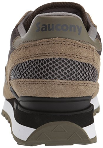 Originali Di Saucony Mens Shadow Original Sneaker Olive Black