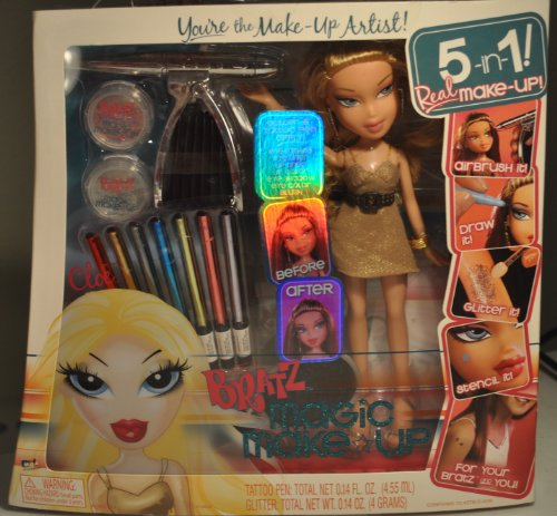 MGA Bratz Magic Make-Up, Cloe, Baby & Kids Zone