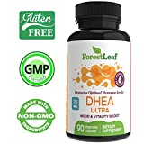 DHEA 25mg Daily Supplement for Men and Women