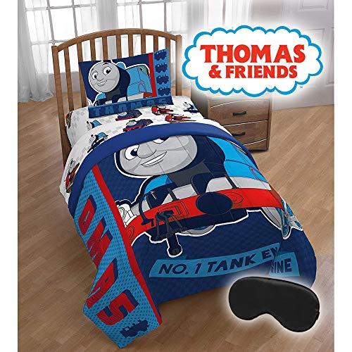 Set Twin Size - Limited Edition Comforter Sheets Pillowcase, Eyemask ()
