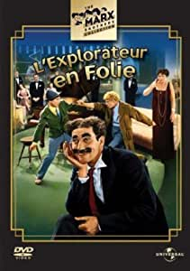 L'explorateur en folie [Francia] [DVD]