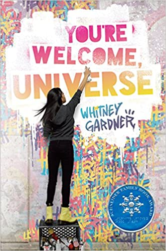 cover image of You're Welcome, Universe