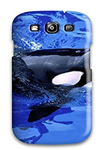 Hot MawngGm6931ndTsJ Case Cover Protector For Galaxy S3- Whale