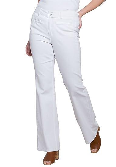 Bargain Catalog Outlet Denim 24 7 Plus Size Wide Leg Jeans At Amazon Womens Store