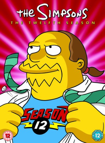 the simpsons season 12 - 5