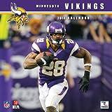 Turner Perfect Timing Minnesota Vikings 2014 Mini Wall Calendar (8040414)
