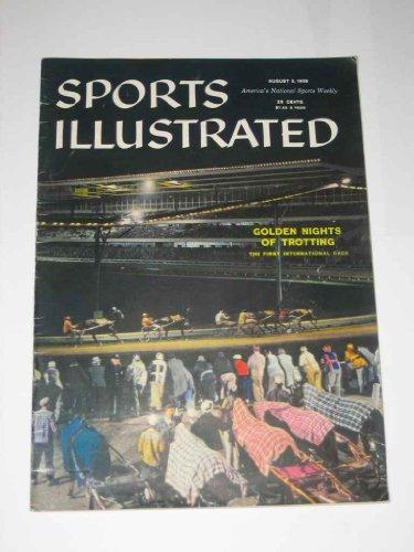 Sports Illustrated August 3, 1959 Roosevelt Raceway - Roosevelt Raceway