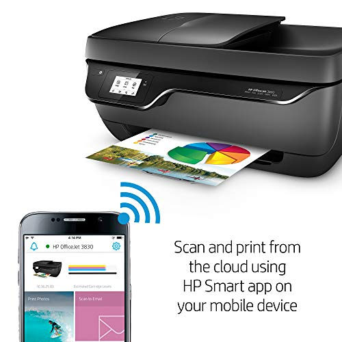 Wireless Mobile Printing, HP Instant & Dash Replenishment ready