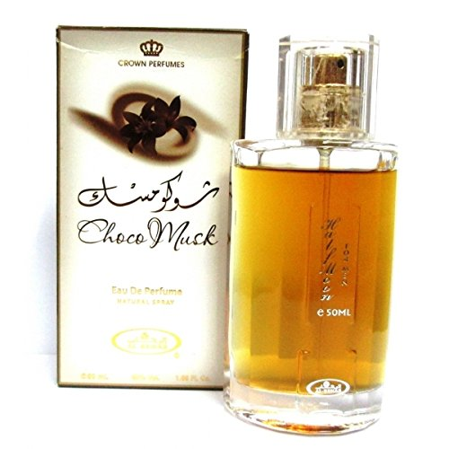 Choco Musk - Eau De Perfume Natural Spray - 50 ml (1.65 fl. oz) by Al-Rehab