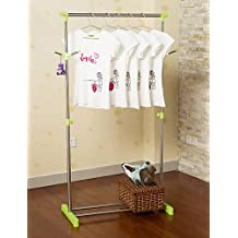BL Stainless Steel Clothes Drying Rack, Clothes Hanging Racks, Outdoor Drying Racks