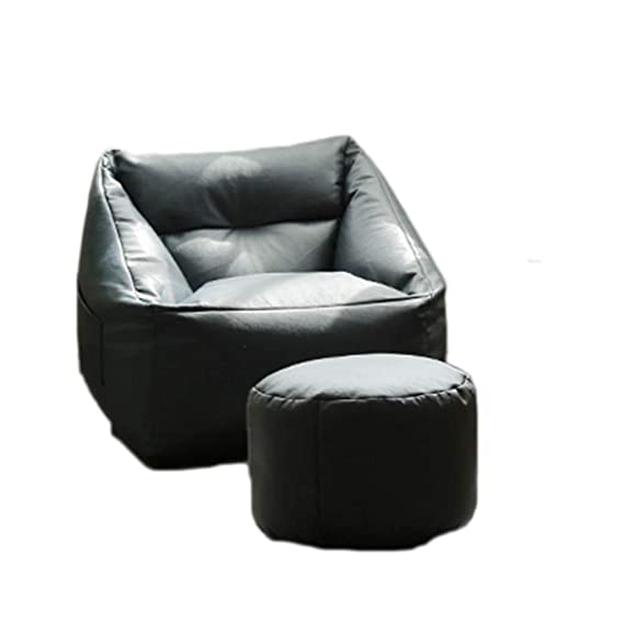 Amazon.com: Lazy sofa Bean Bags Comfortable Sofa Indoor Side ...