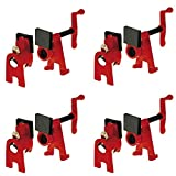 Bessey BPC-H34 3/4-Inch H Style Pipe Clamp (4 PACK)