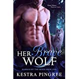 Her Brave Wolf (Marked by the Moon Book 1)