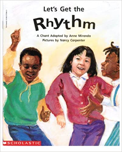 Book Let's get the rhythm: A chant (Beginning literacy)