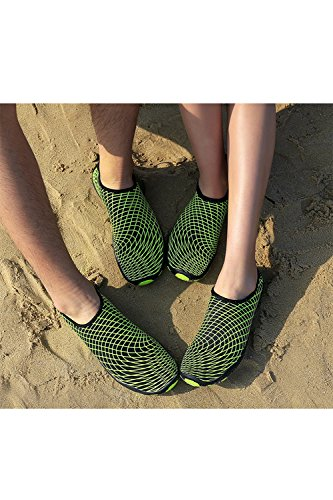 Shoes Green Quick Dry Water Men for Women Socks YACUN Aqua Barefoot 5Oy75n6