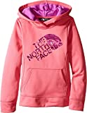 The North Face Kids Girl's Surgent Pullover Hoodie (Little Kids/Big Kids) Cha Cha Pink (Prior Season) X-Small